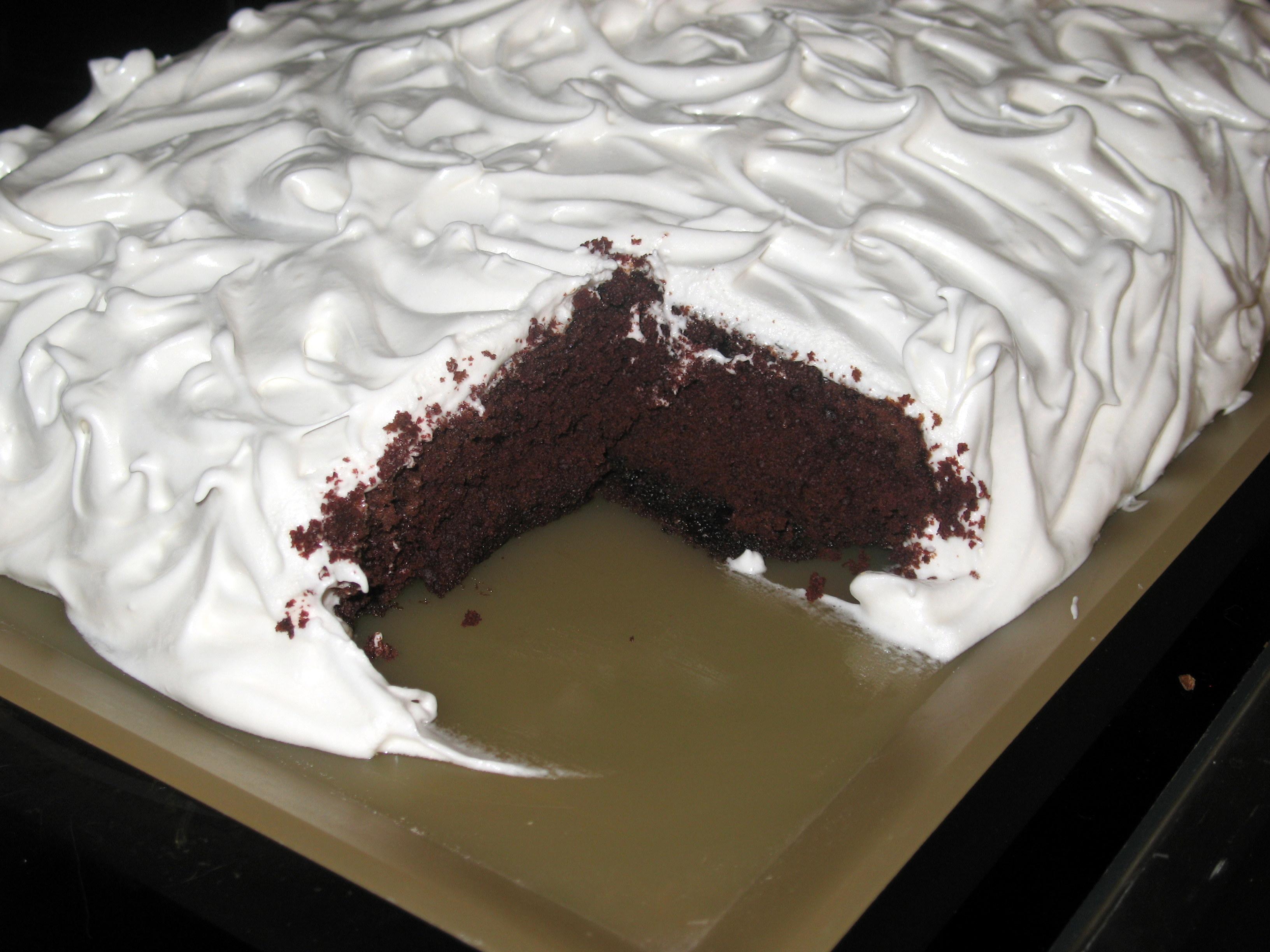 Aunt Barb S Black Midnight Cake Maureen S Adventures In