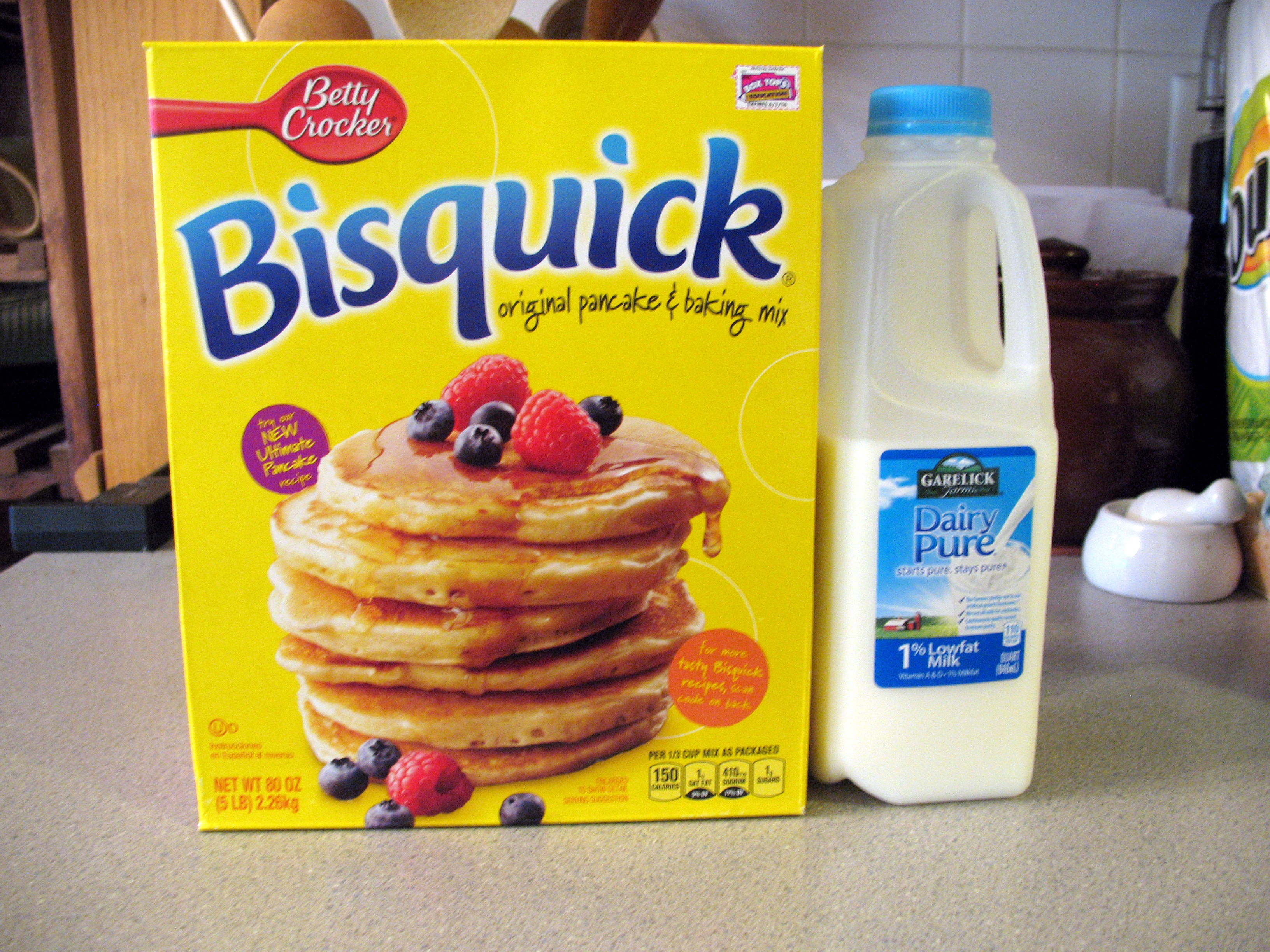Bisquick Biscuits Recipe On Box